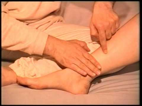 Massage This Point on Your Legs for Better Sleep