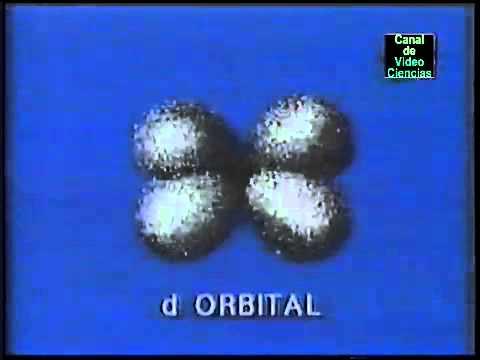 Distribución y Enlace de Electrones 3de4 orbitales s p d  y f