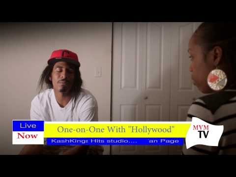 Exclusive One-On-One Interview with Hollywood Mutha Fuckn J MVM TV