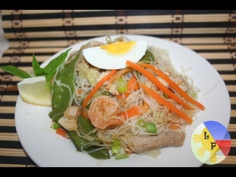 How to cook Pancit Bihon Guisado