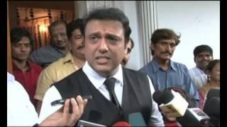 Govinda speaks on fight with Salman Khan - BOLLYWOODCOUNTRY