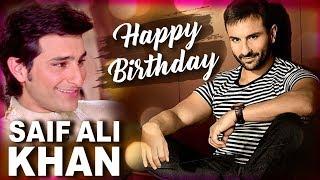 Happy Birthday Saif Ali Khan | Best Scenes Of Saif Ali Khan | Hum Saath Saath Hain Hindi Movie - RAJSHRI
