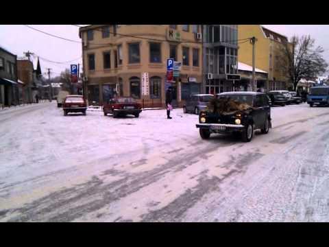Ujqit ne qytet 05.02.2012  www.titulli.com