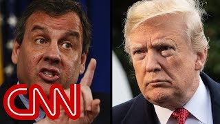 Chris Christie: Trump is 'saddled with the riffraff' - CNN
