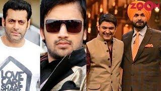 Salman Khan DROPS Atif Aslam from his film | Kapil Sharma BREAKS his silence on Sidhu's exit - ZOOMDEKHO