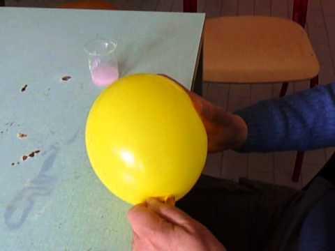 Il palloncino che non scoppia