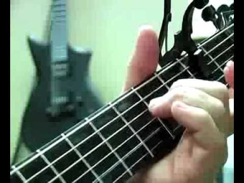 Guitar Lesson: Cut Capo: Passion / Chris Tomlin: Our God (is Greater)