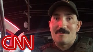 Border agent asks for ID after women speak Spanish - CNN