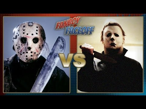 Jason Voorhees vs Michael Myers: Fanboy Faceoff