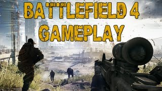 Battlefield 4 Gameplay - Single Player Walkthrough First Look