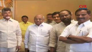 AP CM Nara Chandrababu Naidu to Meet Rahul Gandhi in Delhi Today | CVR NEWS - CVRNEWSOFFICIAL