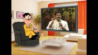 Dada Satires On Revanth Reddy Over Leaders Migration | Pin Counter | iNews - INEWS