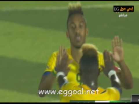 اهداف مباراة السودان 1-2 الجابون  | 2-9-2016  تصفيات كأس امم افريقيا الجابون