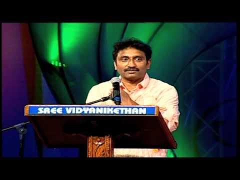 Sree Vidyanikethan Annual Day Celebrations 2012 Part 1