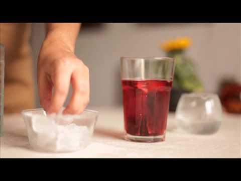 Como fazer chá gelado