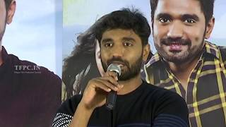 Oye Ninney Movie Press Meet Video | Bharath Margani | Srusti Dange | TFPC - TFPC