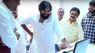 Aatagadhara Siva Song Launch By Pawan Kalyan | Vasuki Vaibhav | Chandra Siddarth | TFPC - TFPC