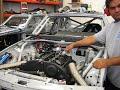 Full-Race 425 HP 3.7 Litre 24 Valve Alfa Romeo Milano