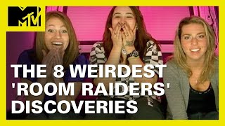 8 Jaw-Dropping 'Room Raiders' Discoveries 👀 | MTV Ranked - MTV