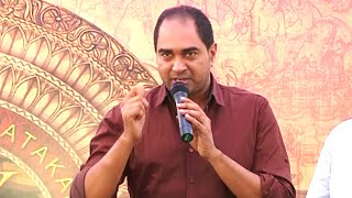 Director Krish Emotional Speech About Gautamiputra Satakarni Story | TFPC - TFPC