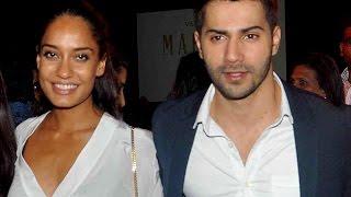 Lisa Haydon and Varun Dhawan dating? - TIMESNOWONLINE