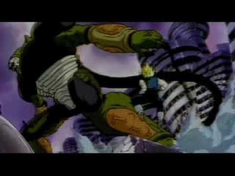 DBZ Vegeta - Disturbed - Stricken