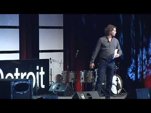The case for American manufacturing: Jacques Panis at TEDxDetroit 2013
