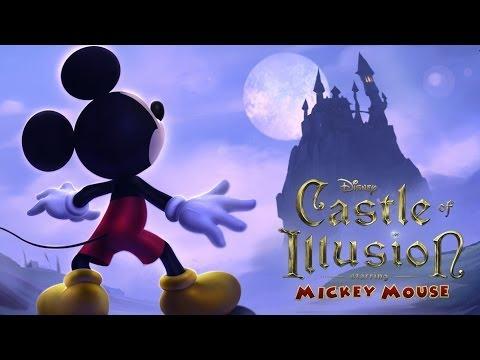 Zamek Iluzji:Myszka Miki! - Mini porwana!