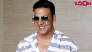 Akshay Kumar REVEALS he has NO plans to join politics | Bollywood News - ZOOMDEKHO