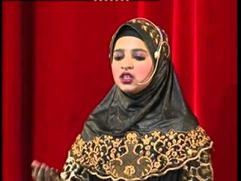 Tajalli 2014 Jibreel International School Amina Muqaddas