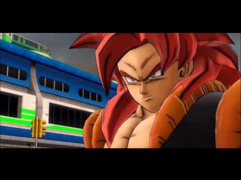 DragonBall Z: Ultimate Tenkaichi | Story Mode - GT Saga(SSJ4 Gogeta vs Omega Shenron)