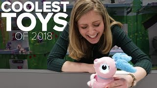 Robots and poop everywhere at Toy Fair 2018 - CNETTV