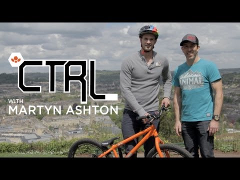 CTRL | Balance With Martyn Ashton