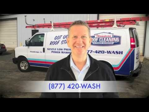 Roof Cleaning Westfield New Jersey | Power Washing Services