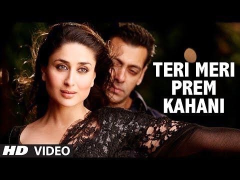 Bodyguard - Teri Meri staring Salman