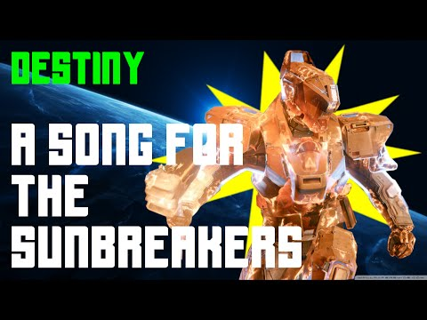 A Song For The Sunbreakers