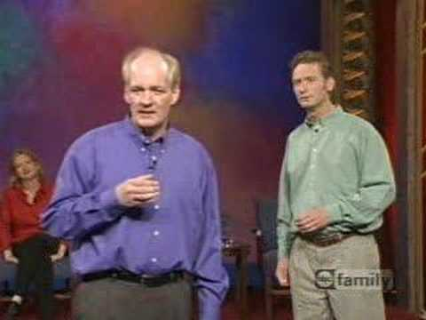 Whose Line is it Anyway - Narrate (C&R Kiss)