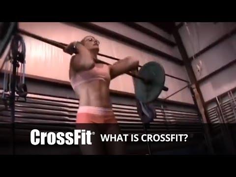 Crossfit to naprawdę ciężka praca