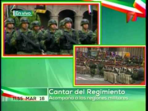 Desfile militar 16 de Septiembre 2014 [Completo]