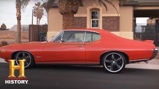 Counting Cars: Taking a '69 Pontiac GTO Judge For a Spin (Season 7, Episode 1) | History - HISTORYCHANNEL