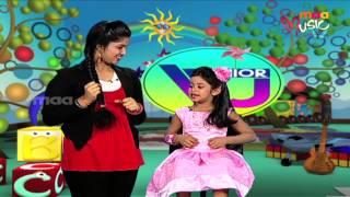 Junior Vj Episode 53 : Rishitha - MAAMUSIC