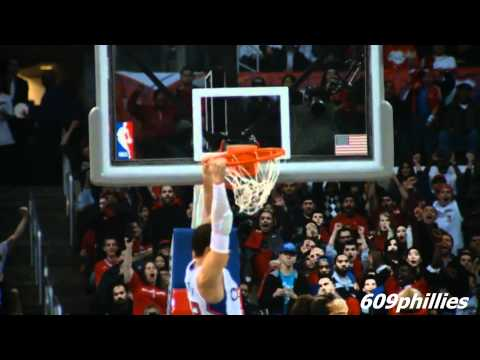 Blake Griffin Top 10 Dunks through first half of 2011- 2012 season