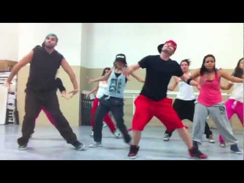 T.H.E. The Hardest Ever Choreography