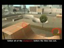 GTA San Andreas - How to do the BMX Challenge