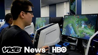These Students Received College Scholarships To Play Video Games (HBO) - VICENEWS