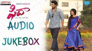 Fidaa Full Songs Jukebox || Fidaa Songs || Varun Tej, Sai Pallavi || Sekhar Kammula - ADITYAMUSIC