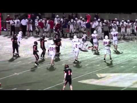 Highlights - Henderson Lions vs Gilmer Buckeyes - Dec 7, 2012
