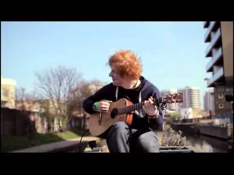 Ed Sheeran - The A Team (Acoustic) Video by Ed Sheeran