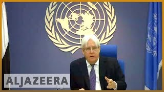 Yemen: UN official warns of daunting task to end four-year war - ALJAZEERAENGLISH