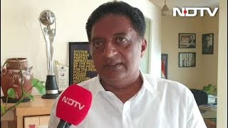 Whole Country Is Voting With Fear, Says Prakash Raj - NDTV